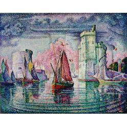 Украина передаст Франции картину Поля Синьяка «Порт Ла-Рошель» стоимостью $1,5 миллиона