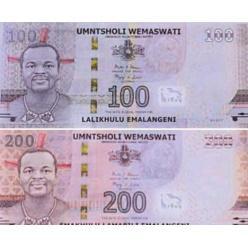 В Королевстве Свазиленд выпустят новые купюры