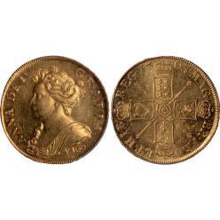 Новый рекорд – редкая британская монета Queen Anne Vigo ушла с молотка за £845000