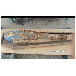 В Египте обнаружена новая мумия