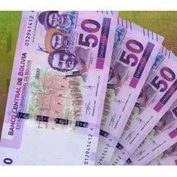 В Боливии представили дизайн новой банкноты номиналом 50 боливиано