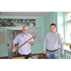 На Волыни древнерусский меч передан в музей