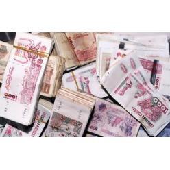 В Алжире рассматривается законопроект о выпуске новых банкнот номиналом 500 и 1000 динаров