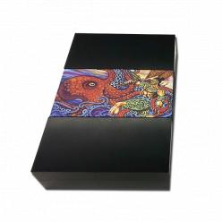 В Новой Зеландии выпущен набор монет, посвященный известной легенде о борьбе вождя Купе и гигантского осьминога