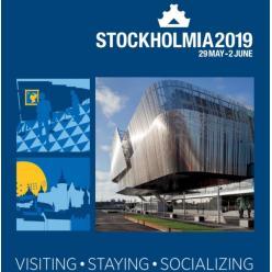 В Стокгольме пройдет международная филателистическая выставка STOCKHOLMIA 2019
