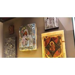 В Киеве открыта экспозиция уникальных армянских икон Украины