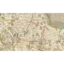 Старинные карты теперь выложены в открытом доступе