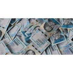 Новые купюры появятся в денежном обращении Венесуэлы