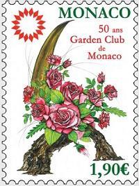 В Монако появились новые весенние марки