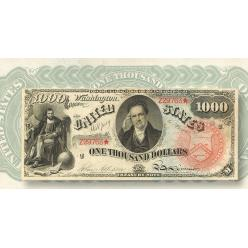 В Балтиморе состоится аукцион, где собирателям будут предложены раритетные банкноты из коллекции Джоэла Андерсона