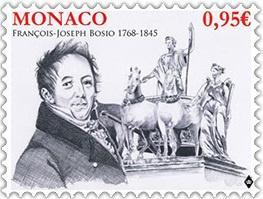 У Монако представлені нові марки на честь діячів мистецтва