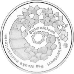 Финляндия представила монеты, посвященные сауне