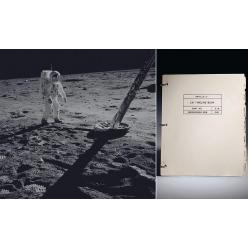 Первое руководство по высадке на Луну выставили на аукцион
