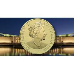 На монетах Австралии появится новое изображение королевы Елизаветы II