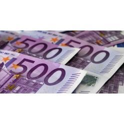В 2019 году купюра номиналом 500 евро будет изъята из обращения на территории Евросоюза