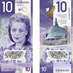 Международное общество коллекционеров банкнот назвало лучшую купюру 2018 года