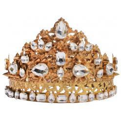 В США корона американской поп-певицы Арианы Гранде попала на торги