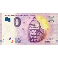 Сувенирные 0 евро становятся популярными среди коллекционеров