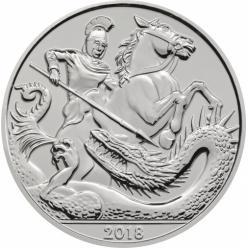 В Великобритании представят монеты в честь пятилетия Принца Джорджа
