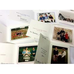 Англичанин нашел в семейном архиве открытки, подписанные принцессой Дианой