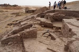 В Ираке обнаружен клад с древними ассирийскими текстами