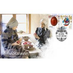 В Польше выпустили в почтовое обращение марку и конверт «Пасха»
