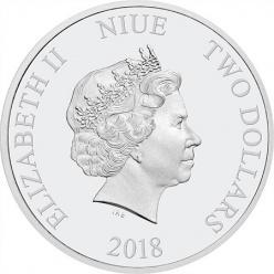 В Ниуэ появилась новая монета в честь компьютерной игры