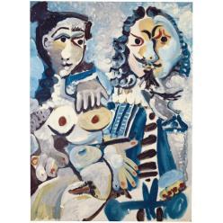 Полотна Пикассо в лидерах по стоимости продаж