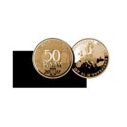 Румыния выпустила серию памятных монет в честь 10-летия пребывания в ЕС