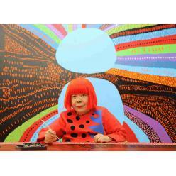 В Токио откроется музей японской художницы Яёи Кусамы
