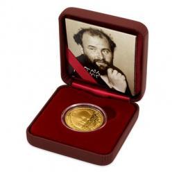 В Чехии отчеканили монету в честь Густава Климта