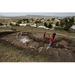 В Гехароте (Армения) проходят раскопки поселения бронзового века