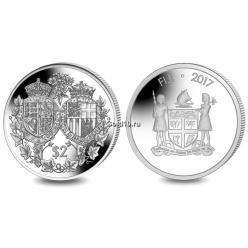 В честь юбилея бракосочетания королевы отчеканена памятная монета