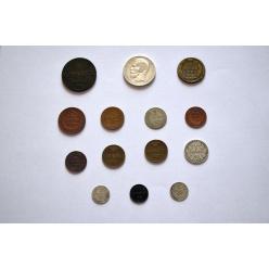 Гражданин Китая пытался вывезти из Беларуси 14 редких монет