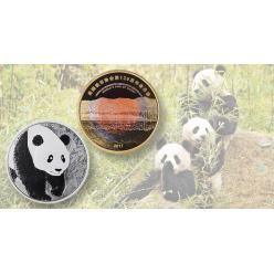 Panda America выпустила юбилейные медали «Panda»