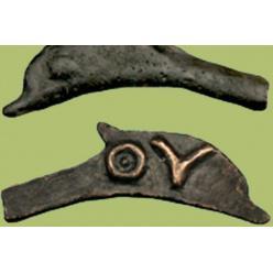 В Днепре местный житель пытался вывезти в Израиль античные артефакты