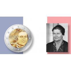 Франция представила памятную монету в честь Симоны Вейль