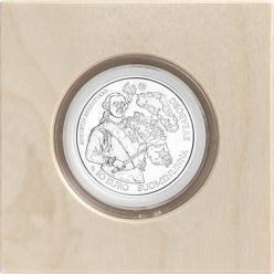 В Финляндии появились памятные монеты в честь эпох барокко и рококо
