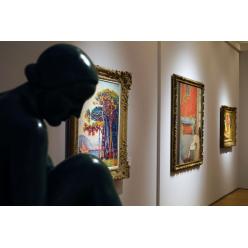Коллекция американского миллиардера Рокфеллера была продана на аукционе за $832,6 млн