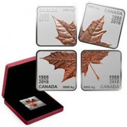 Квартет из монет представил монетный двор Канады