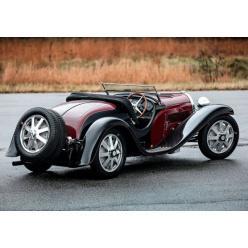 Мечта коллекционера — первый Bugatti Type 55 Roadster предстанет на торгах