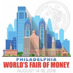 Всемирная нумизматическая выставка состоится в Филадельфии