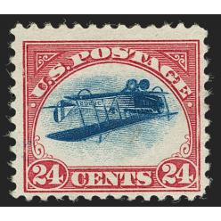 Уникальная марка выставлена на торги, организованные Robert a Siegel Galleries