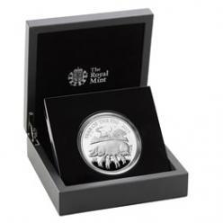 В Великобритании представили монеты, посвященные году Свиньи