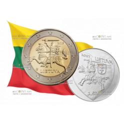 Банк Литвы выпустит праздничную монету в честь Дня физика