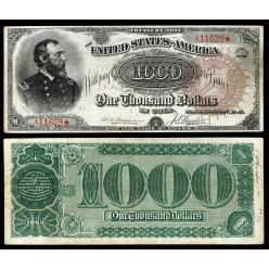   В США на аукционе была продана за $2 млн банкнота Grand Watermelon