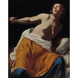 На торги в Вене выставлена работа Джентилески «Лукреция»