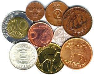 Турист, отдыхая в Турции, нашел старинные монеты