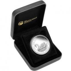Монета с изображением лебедя появилась в Австралии