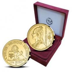 Cерия «Королевы Бельгии» пополнилась новой монетой